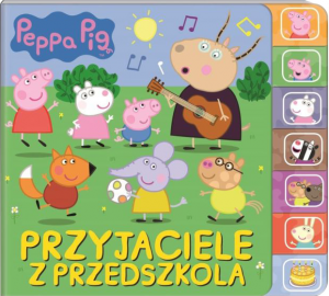 Świnka Peppa Przyjaciele z przedszkola