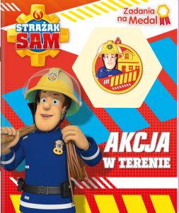 Strażak Sam Zadania na medal 3 Akcja w terenie