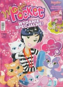 Magic Pocket Wydanie specjalne 2/2016 + Kitty Club