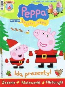 Świnka Peppa magazyn 11/2013 z figurką