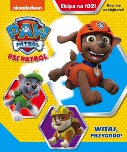 Psi Patrol Ekipa na 102! 30 Witaj, przygodo!