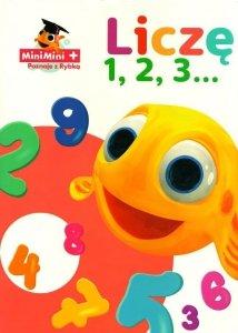 MiniMini+ Poznaję z Rybką Liczę 1, 2, 3…