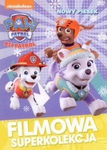 Filmowa Superkolekcja Psi Patrol Nowy piesek DVD