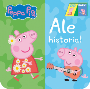 Świnka Peppa Do pary! Ale historia!