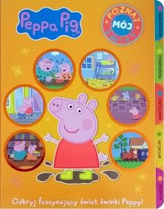 Świnka Peppa Poznaj mój świat