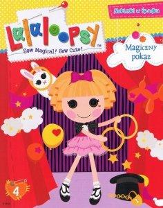 Lalaloopsy 4 Magiczny pokaz