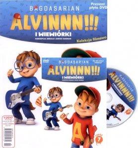 Alvin i wiewiórki Kolekcja filmowa 7 (DVD)