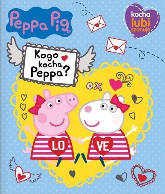 Świnka Peppa Co kocha Peppa?