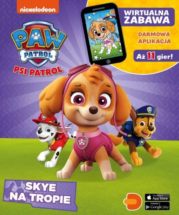 Psi Patrol Wirtualna zabawa Skye