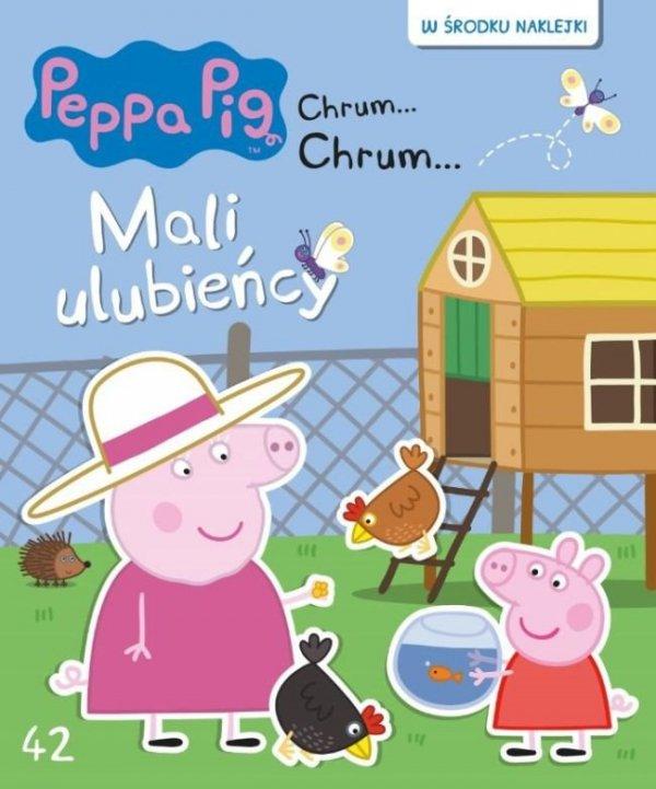 Świnka Peppa Chrum… Chrum… 42 Mali ulubieńcy