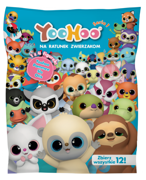 YooHoo Na ratunek zwierzakom Wydanie specjalne 1/2020 Yoohoo i przyjaciele