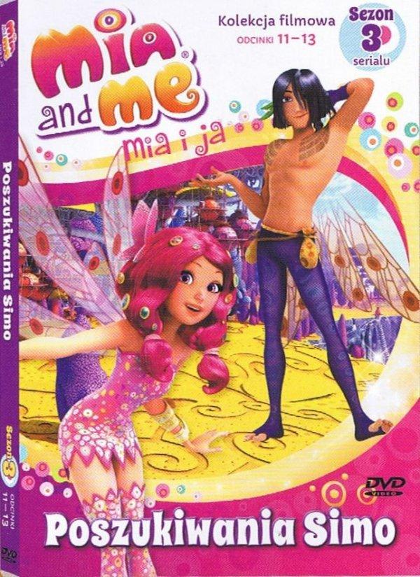 Mia i ja Kolekcja filmowa sezon 3 cz.4 Poszukiwania Simo (DVD)