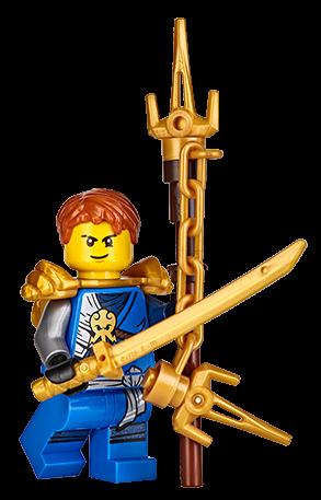 LEGO Ninjago magazyn 1/2017 + Jay z maską