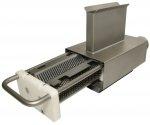 Steaker - przecinarka  10mm; dwa wałki nożowe MESKO-AGD SP-1010 SP-1010