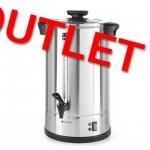 OUTLET   Zaparzacz do kawy o pojedynczych ściankach  HENDI 211335 211335