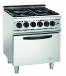4-palnikowa kuchnia gazowa GHU 4110 BARTSCHER 2819991 2819991