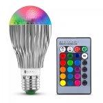 Żarówka LED RGB ROYAL CATERING 10011129 RCBL-9W27