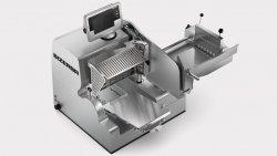 Krajalnica automatyczna - wykonanie stołowe, sanie 400 mm, moduł wagowy  BIZERBA VSI330 W VSI330 W