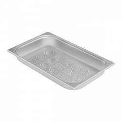 Pojemnik gastronomiczny - GN 1/1 - 65 mm - perforowany ROYAL CATERING 10011048 RCGN-P1/1X65