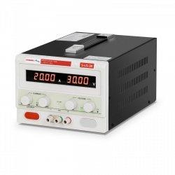 Zasilacz laboratoryjny - 0-30 V - 0-20 A DC STAMOS 10021068 S-LS-38