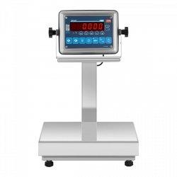 Waga platformowa - 60 kg / 20 g - legalizacja - 28 x 35 cm TEM 10200023 BT1TP028X035060-B1
