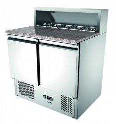 Stół chłodniczy do pizzy 900T2 BARTSCHER 200258 200258