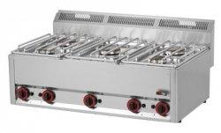 Kuchnia gazowa SP 90/5 GL REDFOX 00000495 SP 90/5 GL
