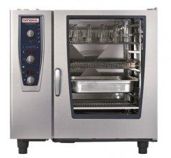 Piec konwekcyjno-parowy CombiMaster® Plus 102 Gazowy RATIONAL B129200.30B202 CombiMaster® Plus 102 Gazowy