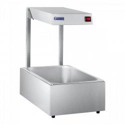 Podgrzewacz do potraw - lampa grzewcza - 500 W ROYAL CATERING 10010288 RCWB-500