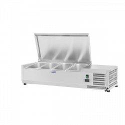 Nadstawa chłodnicza - 4 x GN 1/3 - 120 x 39 cm