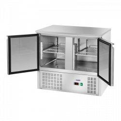 Stół chłodniczy - 70 x 90 cm ROYAL CATERING 10010924 RCKT-90/70