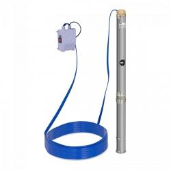 Pompa głębinowa - 550W - do 60 m - stal nierdzewna MSW 10060175 MSW-SPP32-055