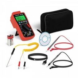 Multimetr cyfrowy - tester baterii STEINBERG 10030398 SBS-DM-1000USB