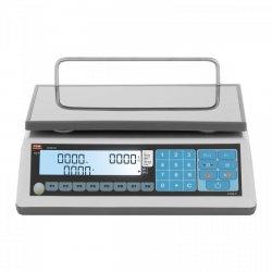 Waga sklepowa - 15 kg / 5 g - LCD - legalizacja TEM 10200030 TEM015D-B1