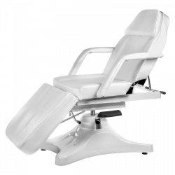 Fotel kosmetyczny Physa Artus do pedicure biały PHYSA 10040010 Artus