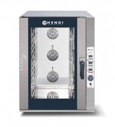 Piec konwekcyjno-parowy HENDI NANO 12x GN1/1 – elektryczny, sterowanie elektroniczne HENDI 223086 223086