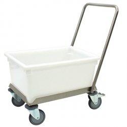 Wózek na pojemniki do żywności HALLDE 10843 RM GASTRO 00028568