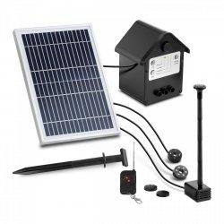 Pompa solarna do oczka wodnego - fontanna - 250 l/h - 0,8 m UNIPRODO 10250185 UNI_PUMP_12