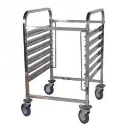 Wózek na pojemniki GN TRL - 6 GN REDFOX 00011084 TRL - 6 GN