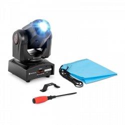 Ruchoma głowa LED - GOBO Mini Spot CON.LMH-1/30/WHB SINGERCON 10110230