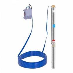 Pompa głębinowa - 750 W - do 85 m - stal nierdzewna Hillvert 10090124 HT-ROBSON-SP750-85