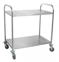 Wózek kelnerski 2 półki COOKPRO 640030001 640030001