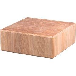 Kloc masarski drewniany 400x500x150 mm STALGAST 684515 684515