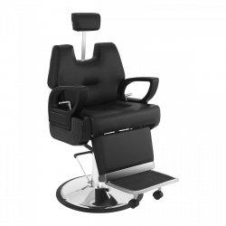 Fotel fryzjerski Physa Florenz - czarny PHYSA 10040051 Florenz