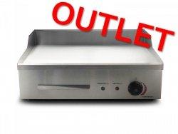 OUTLET | Płyta grillowa elektryczna gładka 55cm COOKPRO 750010001 750010001