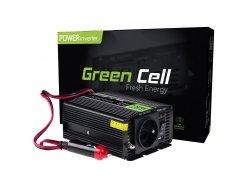 Samochodowa Przetwornica Napięcia Green Cell ® 12V do 230V, 150W/300W GREEN CELL INV06