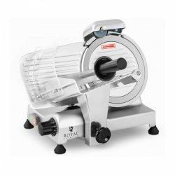 Krajalnica - 220 mm - do 12 mm - 280 W ROYAL CATERING 10011626  RCMS-220MM
