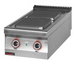 Kuchnia elektryczna /2 płyty/  450x900x280 mm KROMET MAR.900.KE-2* MAR.900.KE-2*