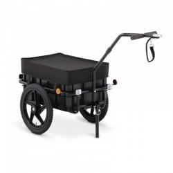 Przyczepka rowerowa - 35 kg - odblaski - plandeka UNIPRODO 10250518 UNI_TRAILER_16