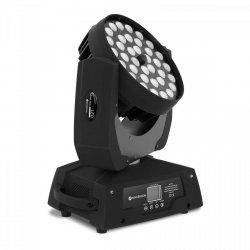 Ruchoma głowa LED - 36 x 10 W - RGBW - zoom CON.LMHZ-36/10/RGBW SINGERCON 10110228